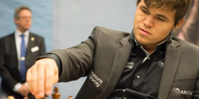 Cazadores de éxito: Magnus Carlsen, mate a Bill Gates en nueve jugadas