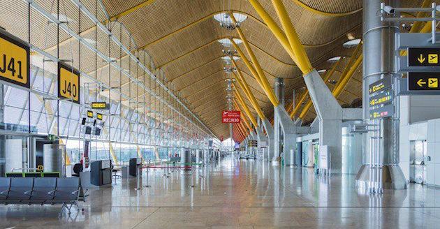 Más de 41,4 millones de plazas aéreas en Barajas