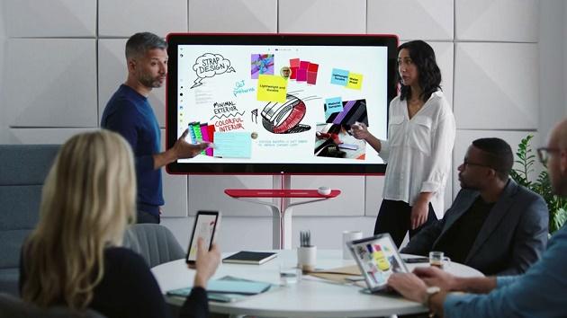 Pizarras inteligentes para oficinas modernas google for Ups oficinas barcelona