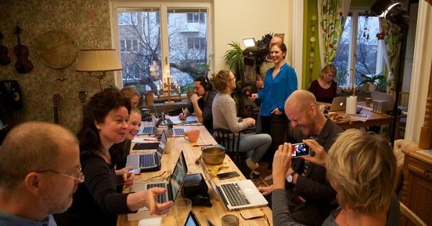 HOffice: convierte tu casa en una oficina y compártela con el mundo