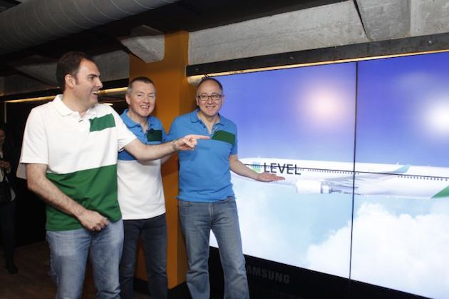 level aerolinea low cost