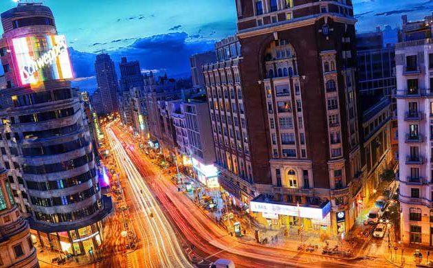 Madrid entre las ciudades europeas m s atractivas para for Oficinas ups madrid
