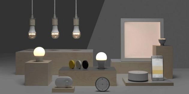 Ikea se apunta al Internet de las Cosas con su TRÅDFRI collection