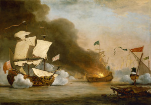 1200px-An_English_Ship_in_Action_with_Barbary_Corsairs,_circa_1685