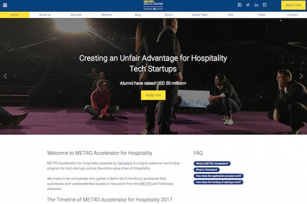 metro startups