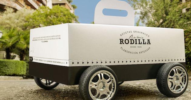 Así se 'modernizan' los sandwiches de toda la vida: El caso 'Rodilla'