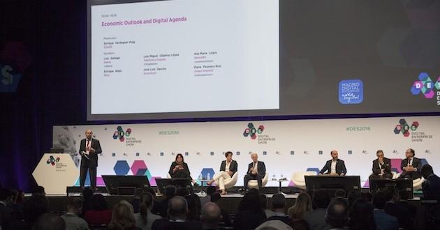 Los productos y soluciones más innovadoras para la transformación digital se muestran en Madrid: Digital Enterprise Show