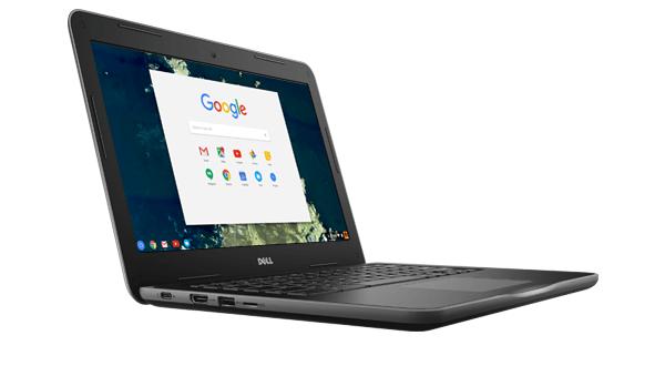 Dell Chromebook 13 3380: equilibrado y funcional