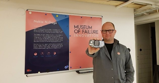 "El fracaso se glorifica en el ""Museum of Failure"" de Helsinborg"
