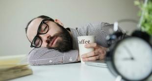 siestas en el trabajo