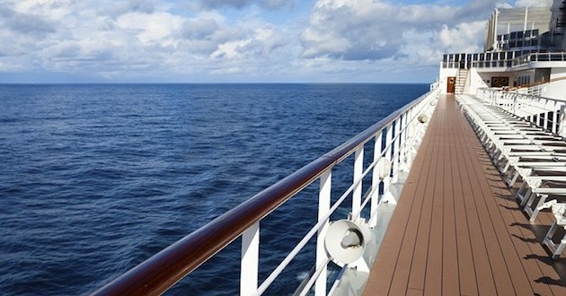 turismo de cruceros en la costa del sol