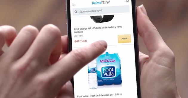 Amazon Prime Now y Dia se unen para ampliar su oferta de venta online