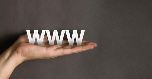 empresas con página web
