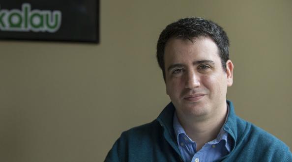 Cazadores de éxito: Danny Mola, el mago de las pymes en Internet