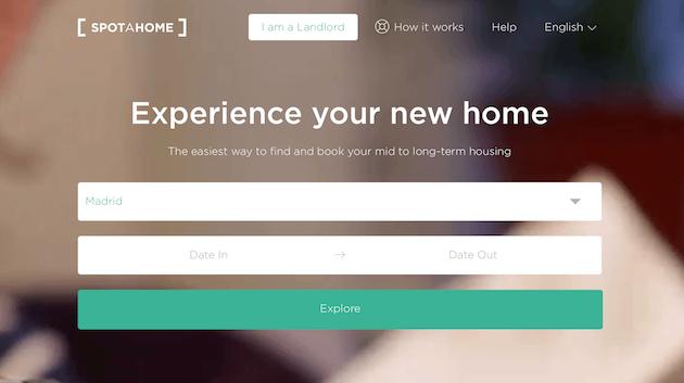 startup spotahome