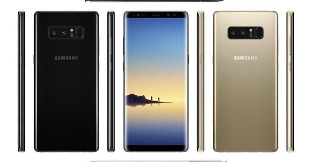 Samsung Galaxy Note 8: características, disponibilidad y precio