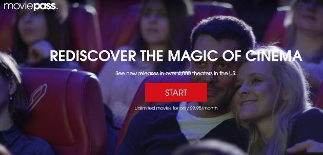 Moviepass llega en 2019 para rescatar las salas de cine en España