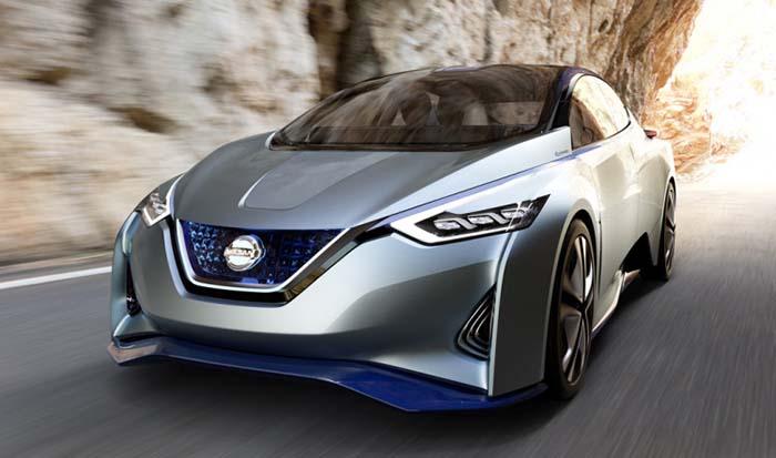 NIssan Leaf 2018. 500 Km de autonomía por 30.000 euros