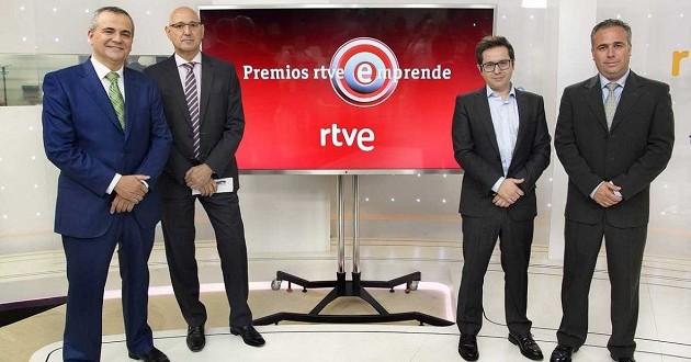 Estos son los ganadores de la III edición de los Premios RTVE Emprende