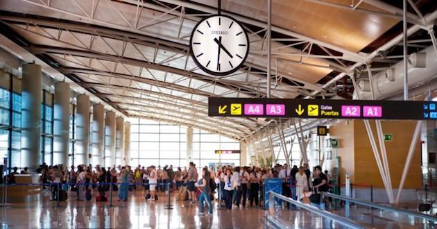 aeropuertos españoles