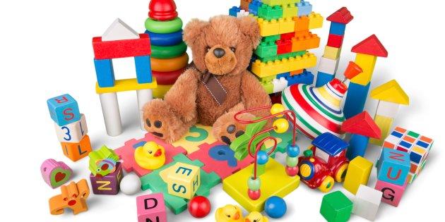 sector del juguete