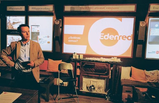 Manuel Asla, director de marketing de Edenred