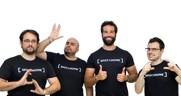 Cofounders Spotahome