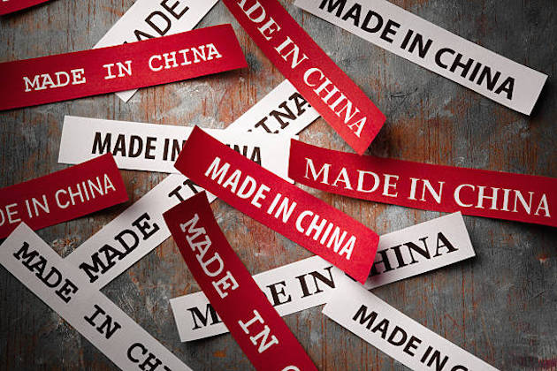 exportaciones chinas
