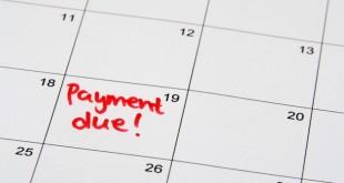 retrasos en los pagos