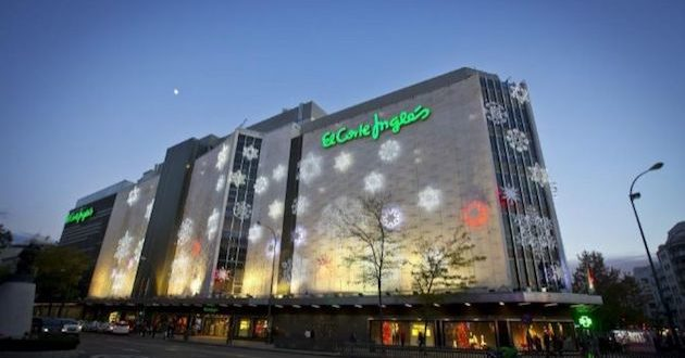 anticipos créditos el corte ingles