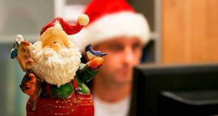 empleo en campaña de navidad