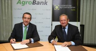 agrobank y caixabank