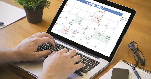 calendario fiscal de pymes y autonomos para 2018