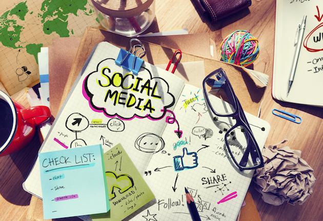 estrategias de marketing social media