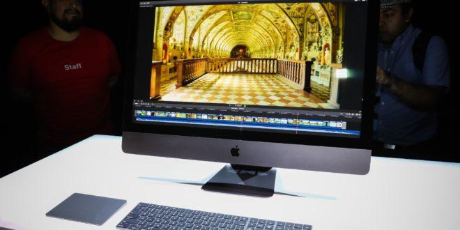Así es el nuevo iMac Pro: el Mac más potente creado hasta la fecha