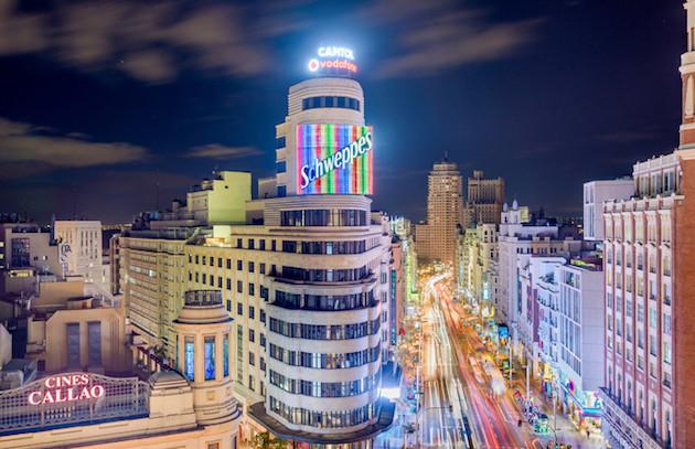 madrid destino de turismo de negocios