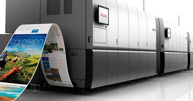 Ricoh amplía catálogo con las impresoras de tinta Pro V20000 y Pro VC 40000
