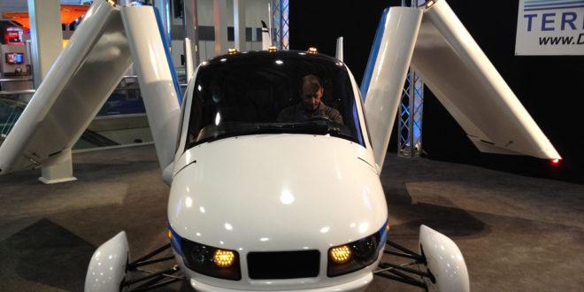 Estados Unidos tendrá coches voladores en una década, según Uber