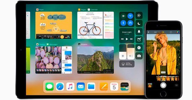 Mi escritorio productivo con… iOS