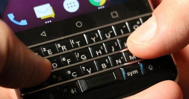 Blackberry seguirá apostando por los smartphones con teclado físico