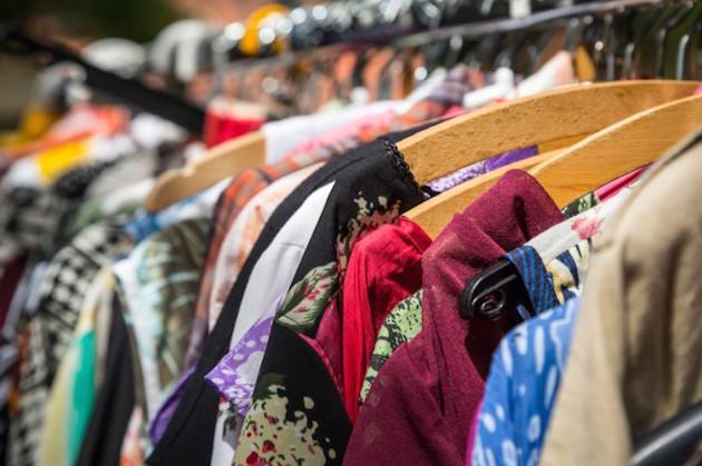 ventas en comercio textil