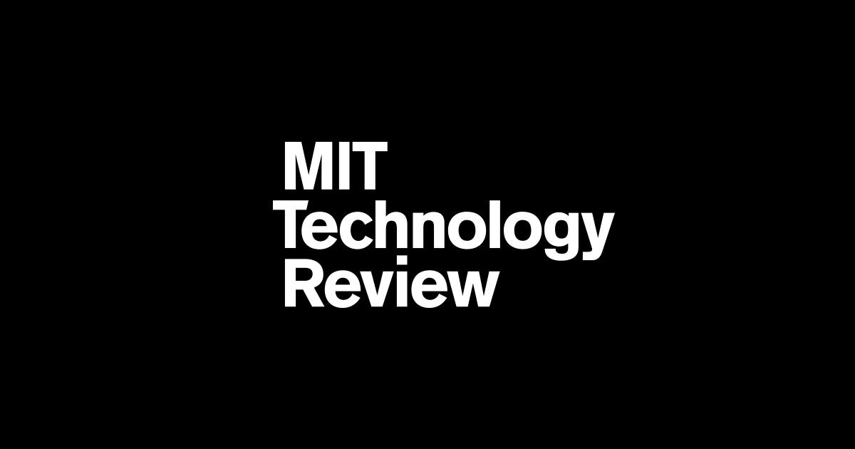 MIT Technology Review, la revista tecnológica más antigua del mundo