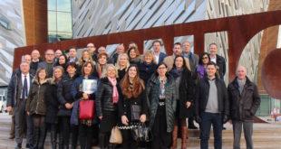 Delegación de Navarra en Belfast