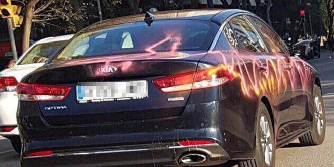 Oleada de ataques contra conductores de Uber y Cabify