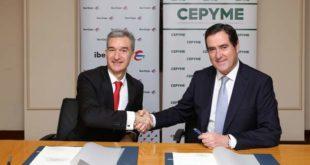 Acuerdo entre Cepyme e Ibercaja
