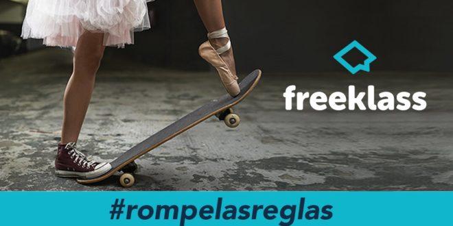Freeklass, startup de formación presencial