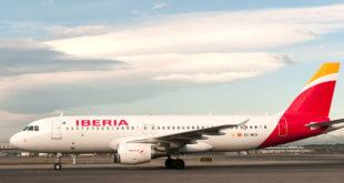 Iberia, aerolínea