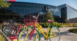 Sede de Google en Silicon Valley
