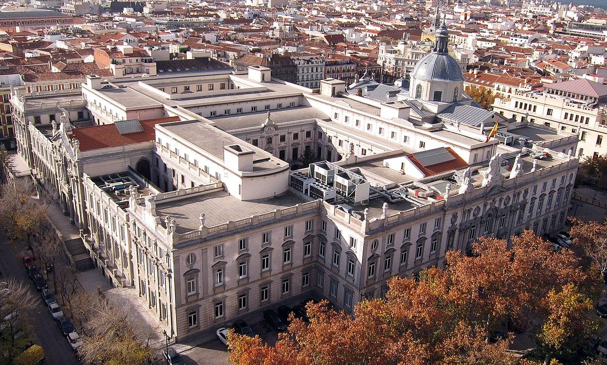 Edificio del Tribunal Supremo