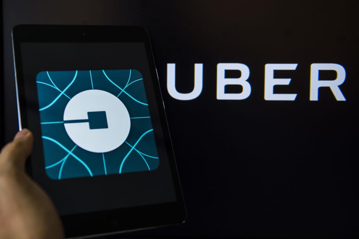 Uber, empresa de transporte